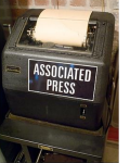 Associated Press News Printer, 1963