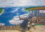 Intercoastal 1 Oil on Canvas lores