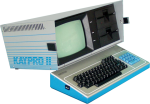 Kaypro II Word Processor