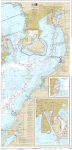 Tampa Bay Navigational Wall Chart